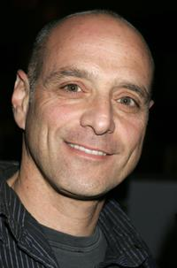 Eric Schlosser at the Los Angeles premiere of