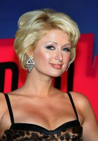 Paris Hilton at the 2007 MTV Video Music Awards.