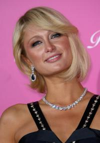 Paris Hilton at the MTV and Paris Hilton Press Conference.