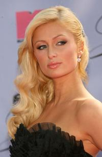 Paris Hilton at the 2007 MTV Movie Awards.
