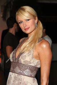 Paris Hilton at the Helio launch summer party of