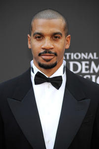 Aaron D. Spears at the 36th Annual Daytime Emmy Awards in California.