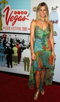 Sheri Moon Zombie at the screening of