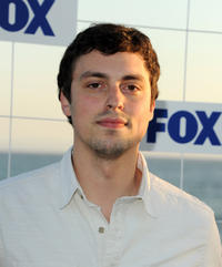 John Francis Daley at the FOX All-Star Party in California.
