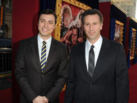 John Francis Daley and Jonathan M. Goldstein at the California premiere of