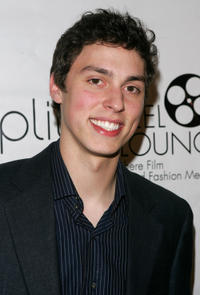 John Francis Daley at the Benderspink Oscar Party in California.