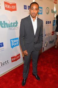 Dale Godboldo at the Thirst Project 3rd Annual Gala in California.