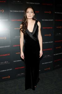 Alexa Davalos at the screening of