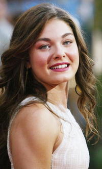 Alexa Davalos at the Universal City premiere of