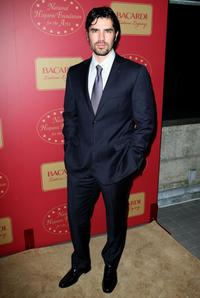 Eduardo Verastegui at the National Hispanic Foundation for the Arts and Bacardi Rums Latino Legacy on Film.