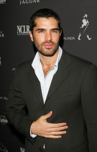 Eduardo Verastegui at the Latin Grammy party to benefit National Council of La Raza.