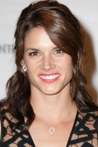Missy Peregrym at the Toronto premiere of