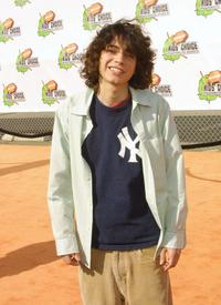 Adam Lamberg at the Nickelodeon's 16th Annual Kids Choice Awards.