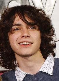 Adam Lamberg at the premiere of