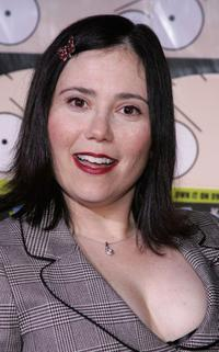 Alex Borstein at the DVD release premiere of
