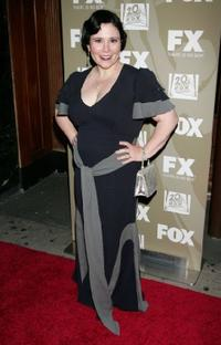 Alex Borstein at the Fox Emmy party.