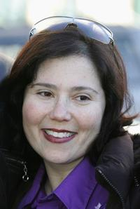 Alex Borstein at the 2005 Sundance Film Festival.