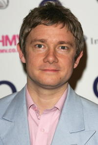 Martin Freeman at the Nordoff-Robbins O2 Silver Clef Lunch in London, England.