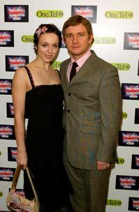 Martin Freeman at the British Comedy Awards 2004.
