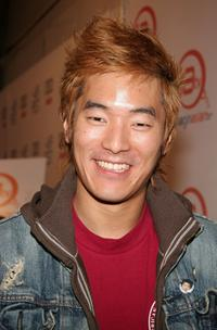 Leonardo Nam at the ImaginAsian TV Party during the AFI Fest.