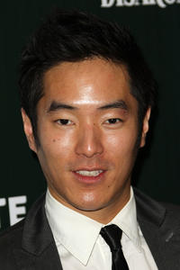 Leonardo Nam at the 13th Annual Costume Designers Guild Awards in California.