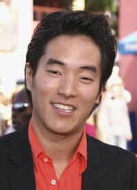 Leonardo Nam at the premiere of