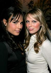 Jordana Brewster and Sara Foster at the after party of the premiere of