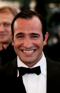 Jean Dujardin at the screening of