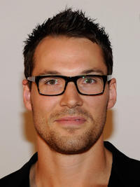 Daniel Cudmore at the Las Vegas premiere of