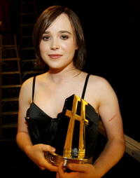 Ellen Page at the 11th Annual Hollywood Awards in L.A.