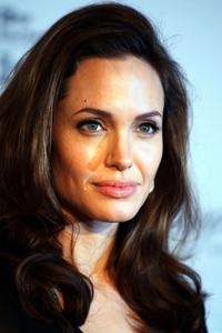 Angelina Jolie at the 23rd Santa Barbara International Film Festival.