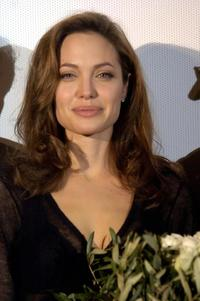 Angelina Jolie at the premiere of