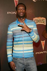 Pras at the Maxim Hot 100 Party.