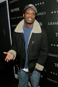 Pras at the screening of