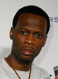 Pras at the Maxim Oasis: Pre-VMA Bash.