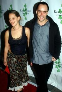 Dave Matthews and his wife at the screening of