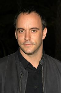 Dave Matthews at the Clive Davis Pre-Grammy party.