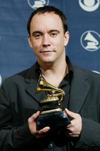 Dave Matthews at the 46th Annual Grammy Awards.