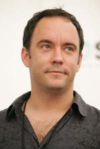 Dave Matthews at the Live Earth New York.
