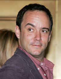 Dave Matthews at the opening night of