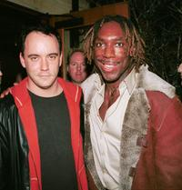 Dave Matthews and Boyd Tinsley at the