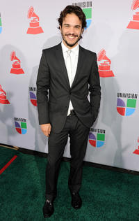 Kuno Becker at the 11th annual Latin GRAMMY Awards in Nevada.