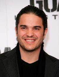 Kuno Becker at the photocall to promote