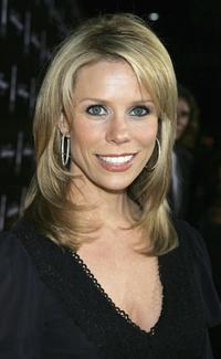 Cheryl Hines at the Rodeo Drive walk of style awards ceremony.