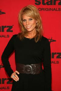 Cheryl Hines at the premiere party of
