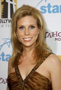 Cheryl Hines at the 11th Annual Hollywood Awards.