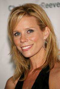 Cheryl Hines at the Third Annual Los Angeles Gala for the Christopher and Dana Reeve Foundation.
