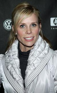 Cheryl Hines at the screening of