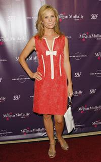Cheryl Hines at the launch of the