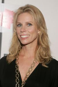 Cheryl Hines at the after party of